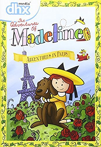 New Adventures Of Madeline Adv Madeline Tvy7