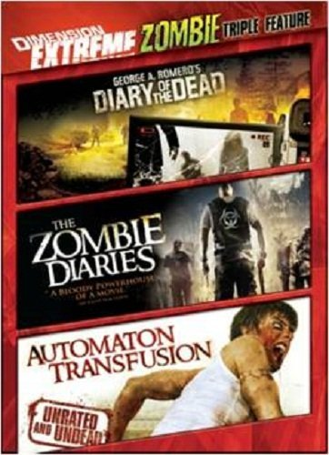 Diary Of The Dead Zombie Diari Dimension Extreme Zombie Tripl Nr