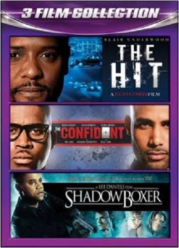 Hit Shadowboxer Confidant Urban Action Triple Feature Nr