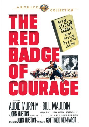 Red Badge Of Courage Murphy Mauldin DVD Mod This Item Is Made On Demand Could Take 2 3 Weeks For Delivery