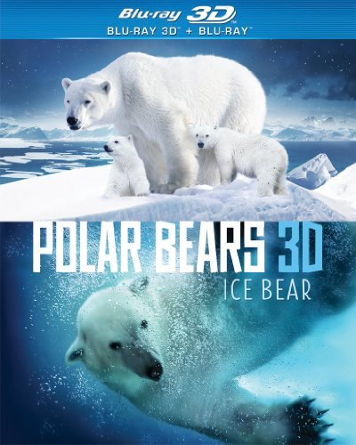 Polar Bears Ice Bear 3d Polar Bears Ice Bear 3d Blu Ray Ws 3d Nr Br