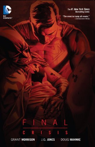 Grant Morrison Final Crisis (new Edition) Revised