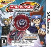Nintendo 3ds Beyblade Evolution Collector's Edition With Wing Pegasus