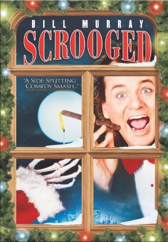 Scrooged Murray Allen Forsythe DVD Pg13 Ws