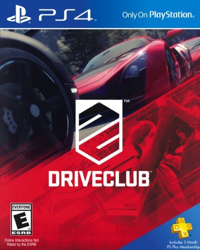 Ps4 Driveclub Electronic Arts Driveclub