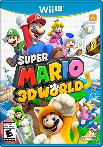 Wii U Super Mario 3d World Rp