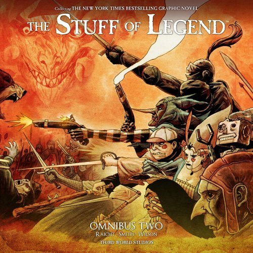 Mike Raicht The Stuff Of Legend Omnibus 2