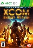 Xbox 360 Xcom Enemy Within Take 2 Interactive M