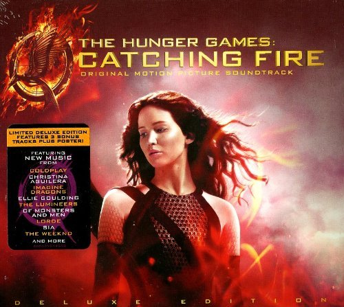 Various Artists Hunger Games Catching Fire Deluxe Ed.