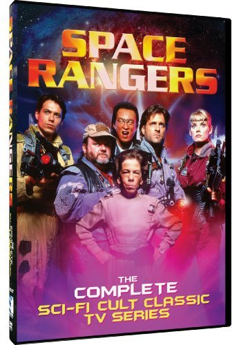 Space Rangers Complete Space Rangers Collect Tvy7 2 DVD
