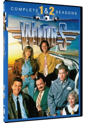 Wings Season 1 & 2 DVD Tvpg