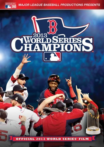 Boston Red Sox Mlb 2013 World Series Champions DVD Nr Ws