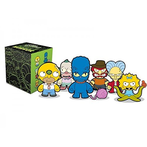 Kidrobot Simpsons Treehouse Of Horror Blind Box
