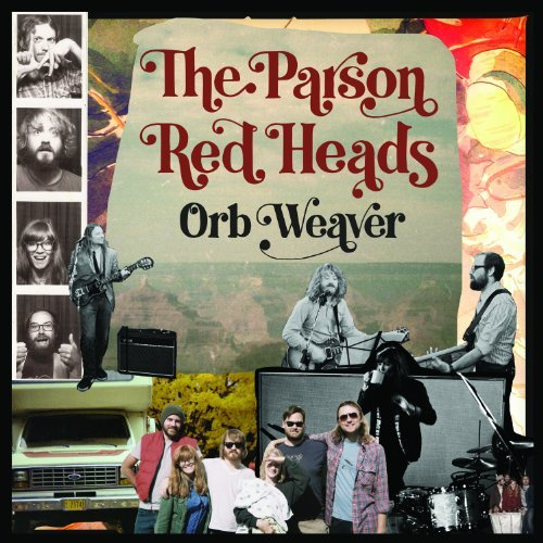 Parson Red Heads Orb Weaver Digipak