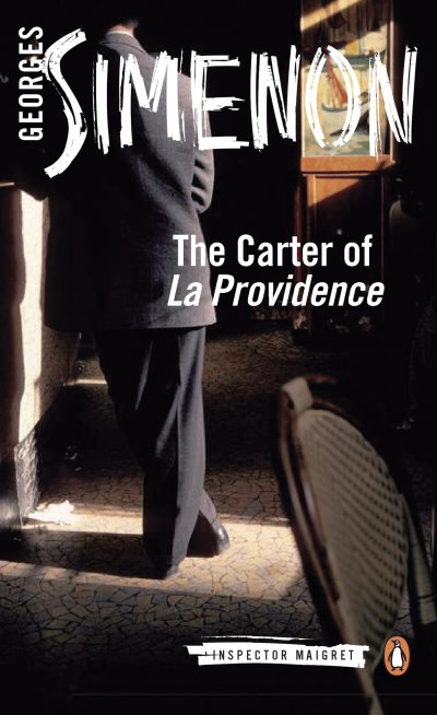 Georges Simenon The Carter Of La Providence