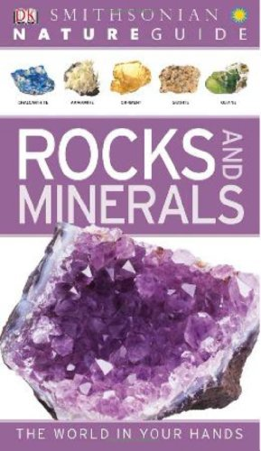 Dk Nat Gd Rocks And Minerals The World In Your Hands