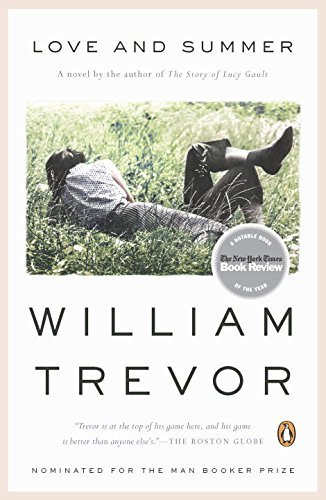 William Trevor Love And Summer