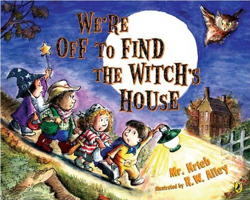 Mr Kreib We're Off To Find The Witch's House