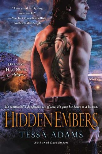 Tessa Adams Hidden Embers