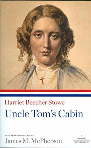 Harriet Beecher Stowe Uncle Tom's Cabin A Library Of America Paperback Classic