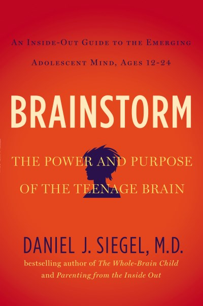 Daniel J. Siegel Brainstorm The Power And Purpose Of The Teenage Brain