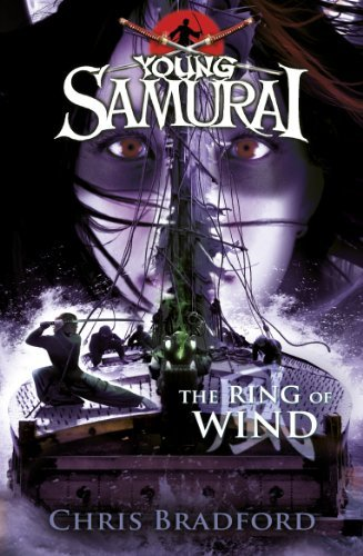 Chris Bradford The Ring Of Wind (young Samurai Book 7) Uk