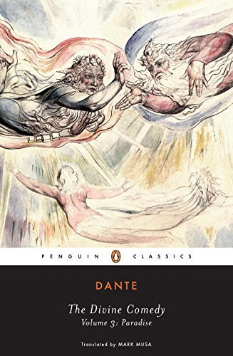 Dante Alighieri The Divine Comedy Volume 3 Paradise 0003 Edition;