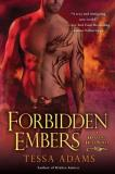 Tessa Adams Forbidden Embers A Dragon's Heat Novel
