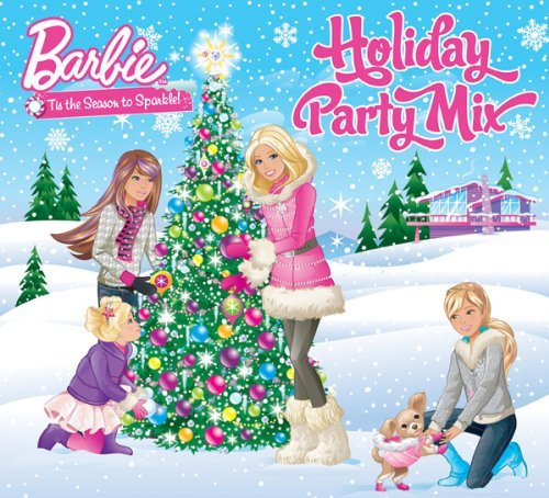 Barbie Holiday Party Mix Digipak