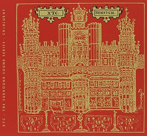 Xtc Nonsuch (cd + Blu Ray) Import Gbr Incl. Blu Ray