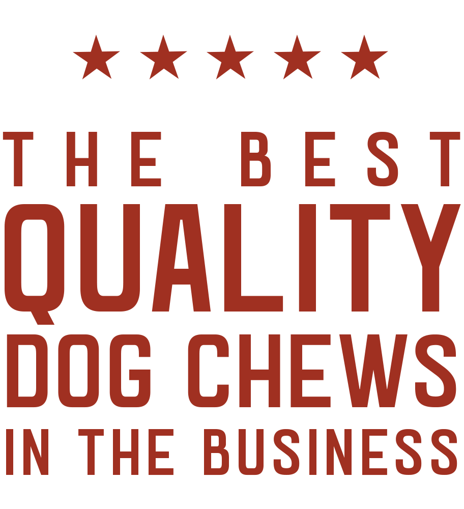 The Best Quality Dog Chews In The Business