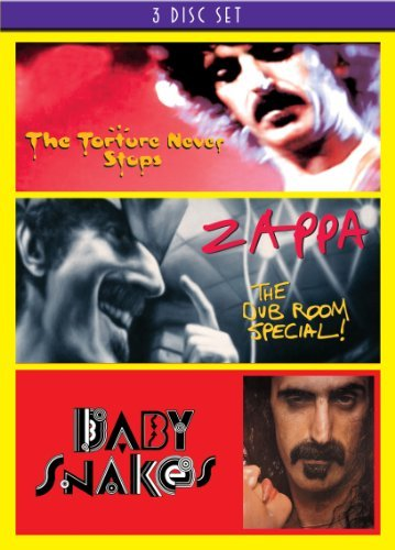 Frank Zappa Baby Snakes Dub Room Special T Nr 3 DVD