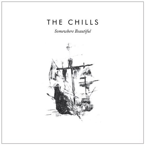 Chills Somewhere Beautiful Digipak