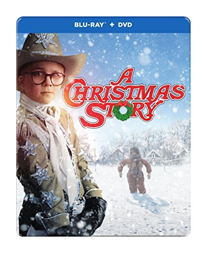 Christmas Story Christmas Story Blu Ray Ws Steelbook 35th Anni Pg Incl. DVD Uv