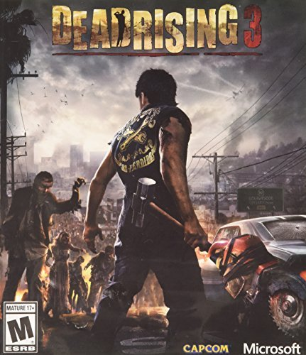 Xb1 Dead Rising 3 Day One Edition