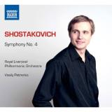 Shostakovich Symphony No. 4 Royal Liverpool Philharmonic Orchestra
