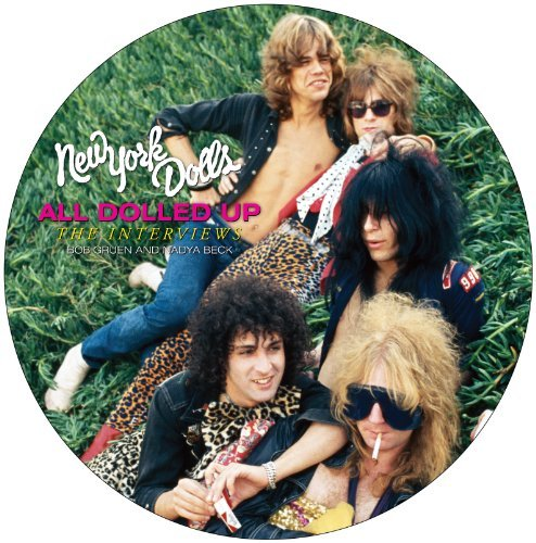 New York Dolls All Dolled Up Interview Pictu