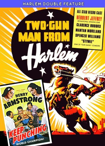 Two Gun Man From Harlem (1938) Harlem Double Feature DVD R Bw Nr