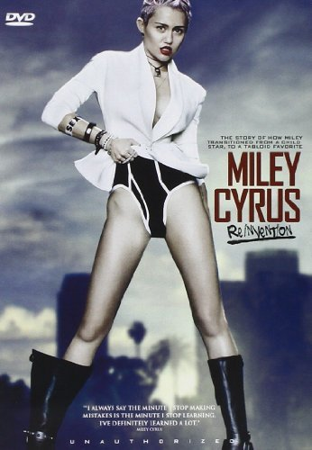 Miley Cyrus Reinvention Nr