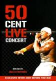 50 Cent Live Concert Import Eu Incl. Bonus Video