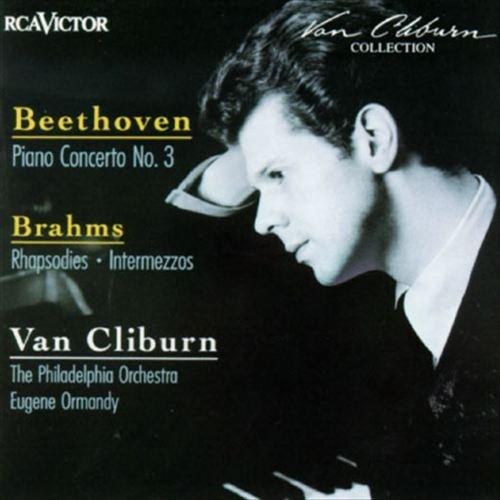 Beethoven/Brahms/Ct Pno 3/Rhaps 1/Intermezzo