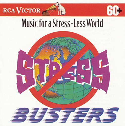 Stressbusters Music For A Stress Less World Fiedler & Levine & Stokowski +