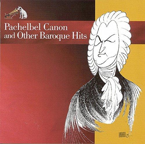 Pachelbel/Bach/Handel/Vivaldi/Canon & Other Baroque Hits@Galaway (Fl)/Fox (Org)@Fiedler & Slatkin & Stokowski