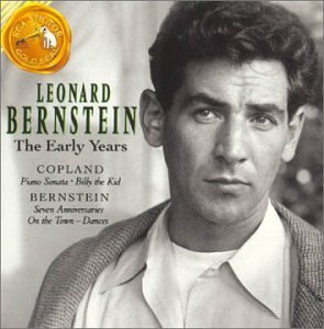 leonard-bernstein-early-years