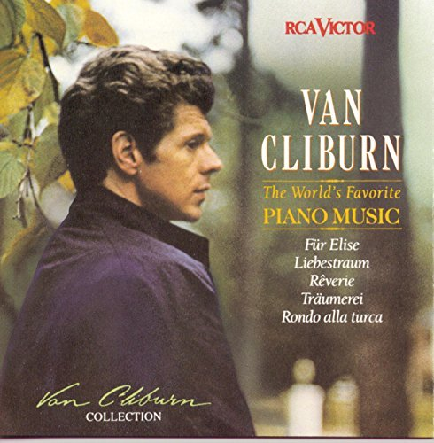 Van Cliburn World's Favorite Piano Music Cliburn (pno)
