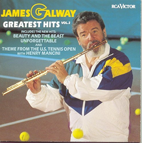 Galway James Greatest Hits Vol. 2 Galway (fl)