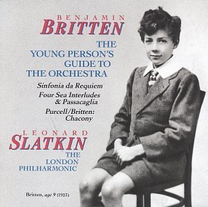 B. Britten Young Person's Guide To Orch