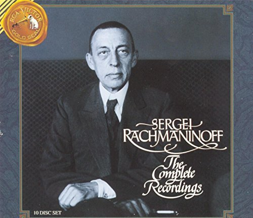 S. Rachmaninoff Complete Recordings Various