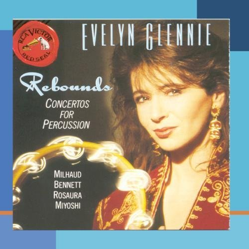 Evelyn Glennie Rebounds CD R