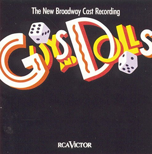 Guys & Dolls New Broadway Cast Recording